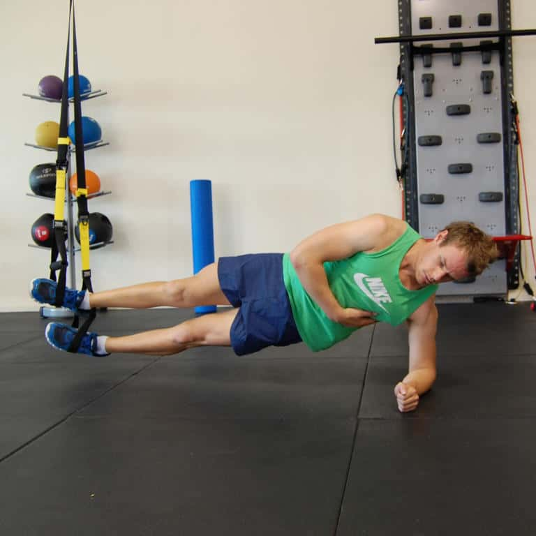 TRX Side Plank