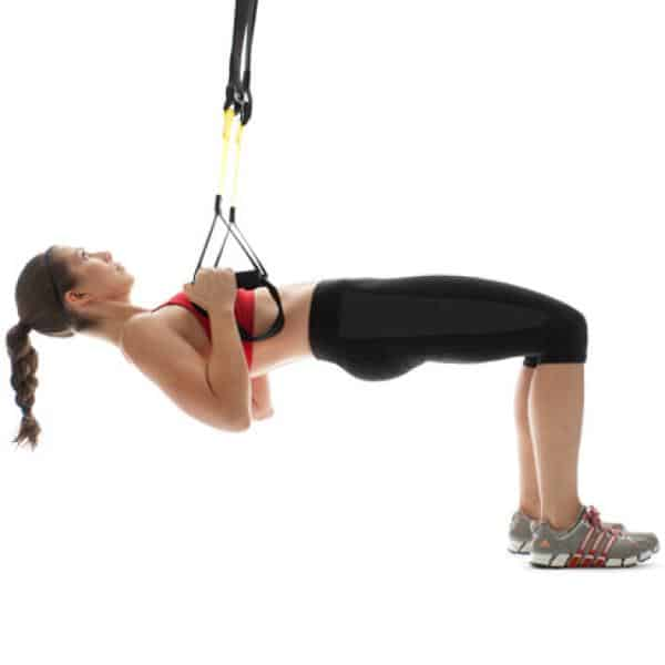 TRX Table Top Rows